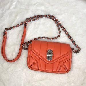 Rag and bone cross body bag! Orange